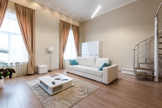 2-комнатная квартира в аренду наб. реки Мойки 5 Санкт-Петербург