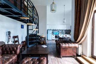 авторский 5-комнатный таунхаус с гаражом в аренду в поселке Солнечное С-Петербург
