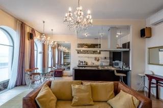 аренда видовой просторной 3-комнатной квартиры в центре С-Петербург