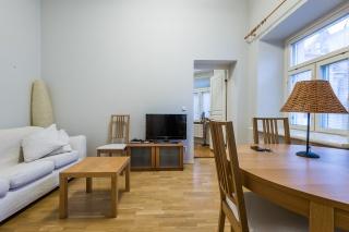 стильная 2-комнатная квартира в аренду в Центральном районе С-Петербург