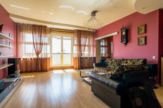 аренда 4-комнатной квартиры в элитном доме на ул. Куйбышева д. 26 Санкт-Петербург