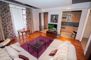 снять просторную 3-комнатную квартиру элитный дом в центре С-Петербург