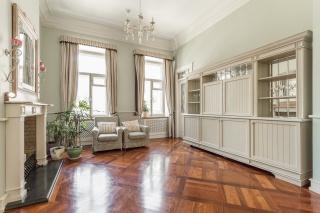 аренда дизайнерской квартиры в историческом центре Санкт-Петербурга