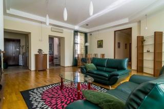 видовая 4-комнатная квартира в аренду Санкт-Петербург