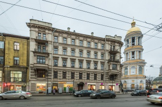 building for sale at 2, Kolokolnaya Street Saint-Petersburg