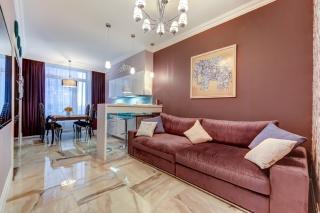 sale luxury 2-room apartment V.I. St-Petersburg