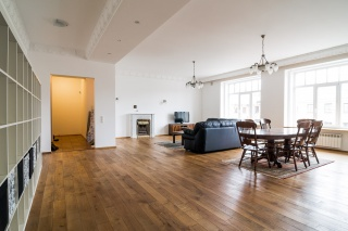 bright and spacious 4-room apartment for rent Nevsky prospekt