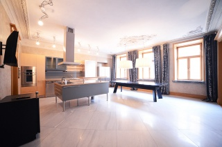 elite apartments for lease in Petrogradsky district St-Petersburg